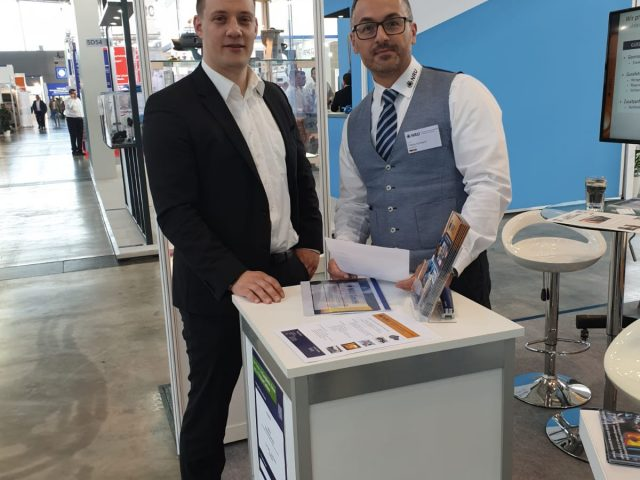 NRU presents itself at the Moulding Expo in Stuttgart